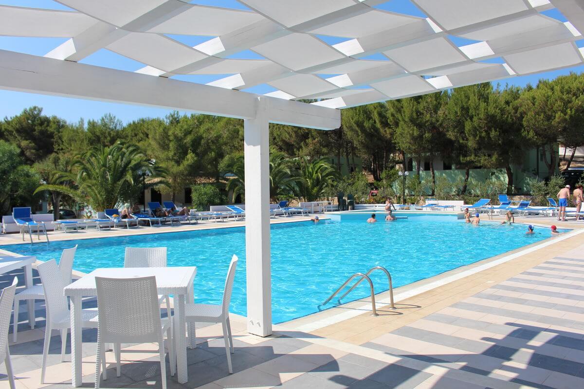 Villaggio vieste baia della tufara sito ufficiale for Piano del sito piscina